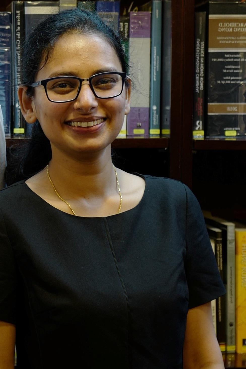 Amee Dharamshi